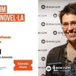 Presentació del llibre 'Boulder', d'Eva Baltasar, aquest divendres a la biblioteca Xavier Amorós