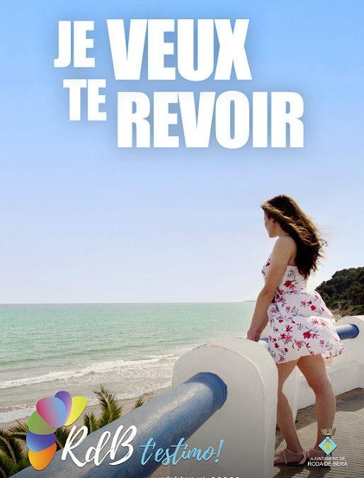 El turisme de Roda de Berà parla quatre idiomes per deixar clar que 'et vull tornar a veure' (vídeo)