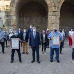 Tarragona atorga les distincions al mèrit esportiu a Peter Martínez i Aurelio Tubilla