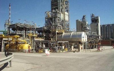 Repsol finalitza amb èxit la parada de la planta de polietilè d'alta densitat