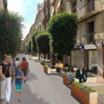 La transformació del raval de Santa Anna en zona de vianants s'estendrà al carrer de Salvador Espriu