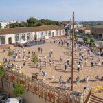La Plaça de les Escoles Velles torna a gaudir de les sardanes en la IX edició del Concurs Vila de Constantí