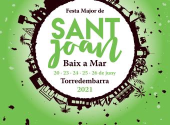 El barri torrenc de Baix a Mar recupera enguany la celebració de la Festa de Sant Joan
