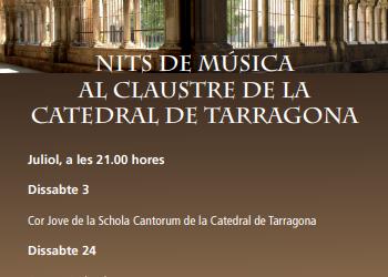 (Re)descobrir la Catedral gràcies a un cicle de música al Claustre