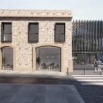 El futur Centre Cívic Gregal s'obrirà a la ciutat amb una nova plaça entre els carrers de Castellvell i de Gaudí