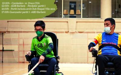 Copa Catalunya d'Hoquei en cadira de rodes a Torredembarra