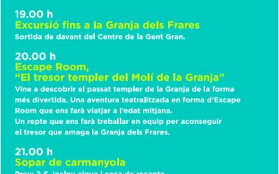 Torna la Festa de la Granja del Morell
