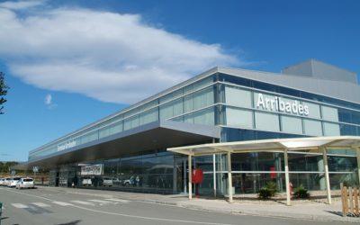 L'aeroport de Reus supera els 45.400 passatgers a l'agost, un 77% menys que fa dos anys