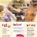 L'Ajuntament de Riudoms llança una nova campanya de salut emocional per als joves