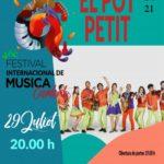 S'habilita una llista d'espera per a sol·licitar entrades pel concertd'El Pot Petit al Festival de Cambrils