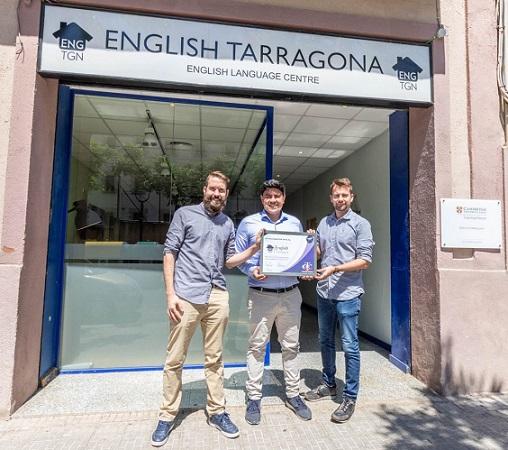 English Tarragona nou patrocinador del Club Rugby Tarragona