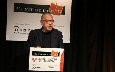 Lluís Pasqual dona l'arxiu personal al Ministeri de Cultura