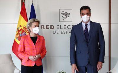 Sánchez confirma que el seu govern contempla suspendre impostos per rebaixar la factura elèctrica