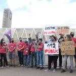 Interior imposa uns serveis mínims del 85% per a la vaga indefinida del 112