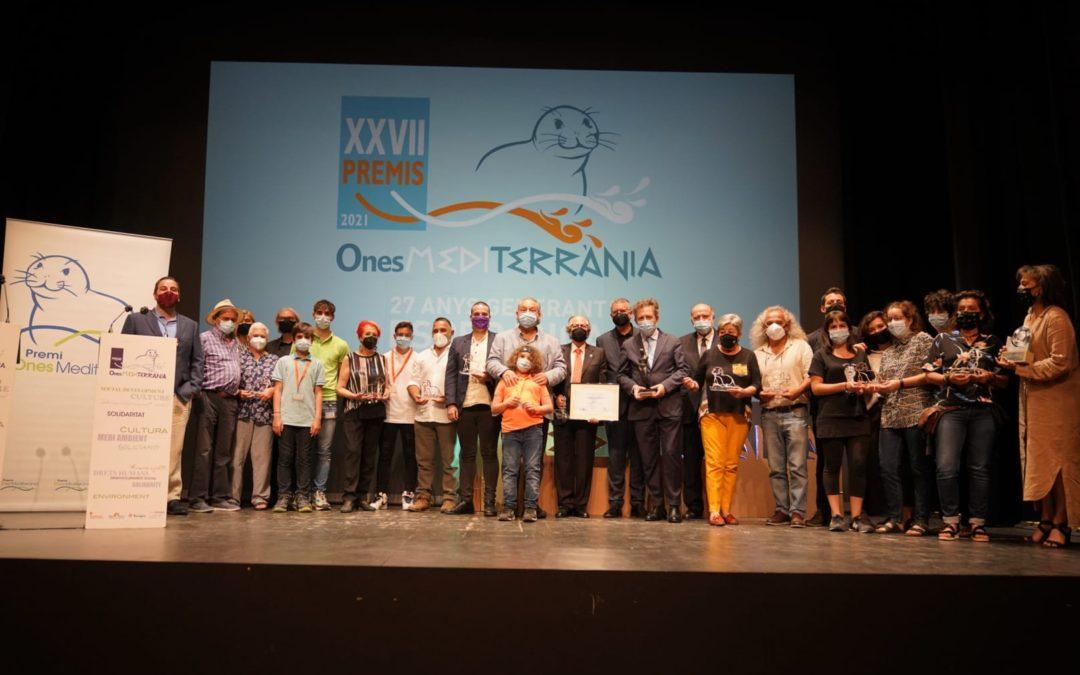 Els Premis Ones fan un clam per la justícia ecosocial i els drets humans