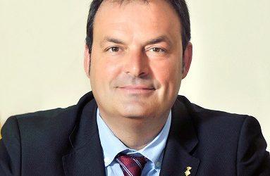 Joaquim Calatayud s'estrena com a diputat al Parlament