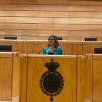 Junts aprova una moció al Senat que insta el Govern a complir el calendari delCorredor