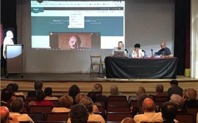 Comença a Reus la fase participativa del Debat Constituent amb presència de Lluís Llach