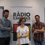 Ràdio Cambrils celebra 30 anys d'emissions amb un programa especial des del Passeig Miramar
