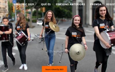 Més de 1.250 alumnes d'escoles de música de Tarragona participen amb 22 concerts simultanis alFestivalSIMFONIC