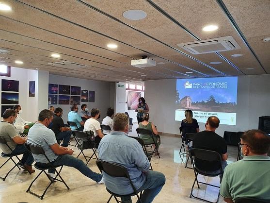 El Baix Camp fa el primer Consell d'Alcaldies presencial en 18 mesos