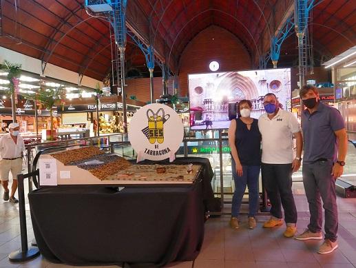 L'exposició 'Tarragona sota el mar', al Mercat Central fins al 21 d'agost