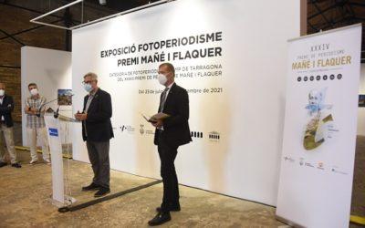 Obre portes l'exposició dels treballs de Fotoperiodisme Camp de Tarragona del Premi Mañé i Flaquer