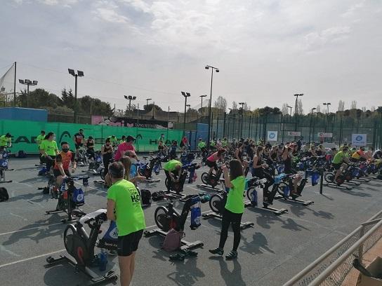 El Tennis Salou organitza una nova Masterclass de Cycling per al 18 de setembre