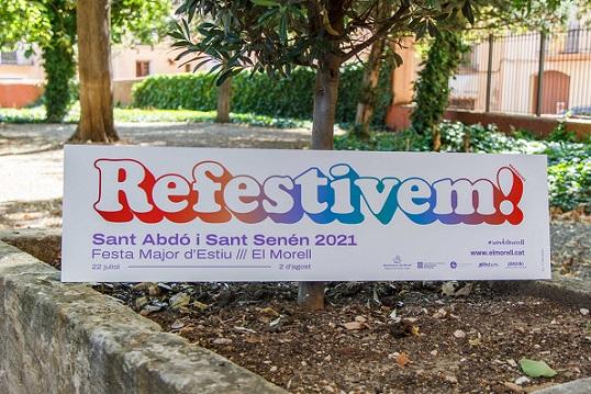 La Covid-19 obliga a modificar el programa de la Festa Major de Sant Abdó i Sant Senén del Morell