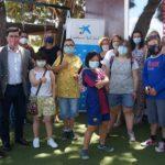 La Fundació 'la Caixa' i CaixaBank col·laboren amb el Club Tennis Tarragona per impulsar un parc infantil inclusiu
