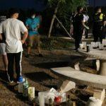 La Policia Local de Cambrils identifica 48 persones que participaven en una festa il·legal on es cobrava entrada
