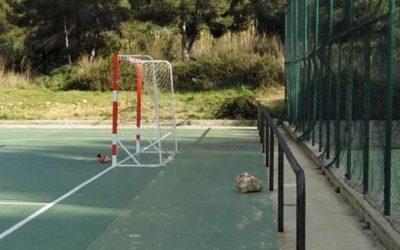 L'Ajuntament adjudica els treballs de millora de les pistes esportives de Boscos i la Mora