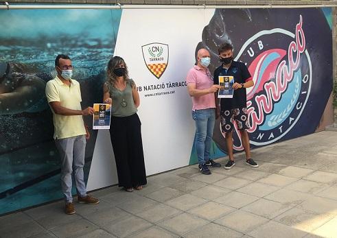 La 6a edició de la travessia Tàrraco Aigües Obertes ja es posa en marxa