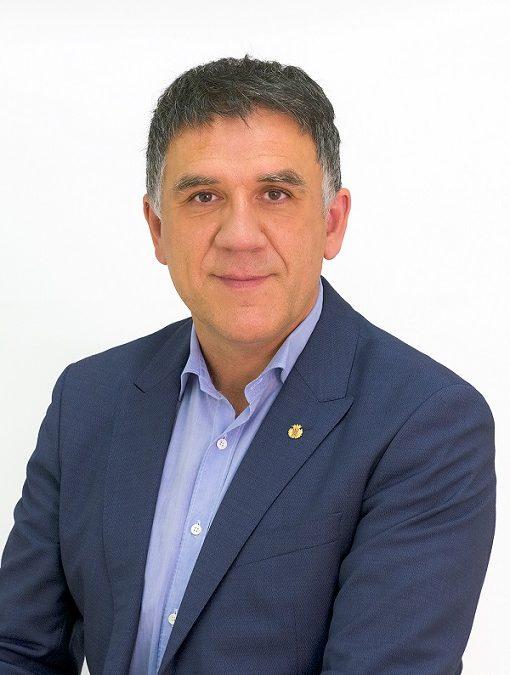 L'alcalde d'Alforja, Joan Josep Garcia, president del PDeCAT a la Vegueria de Tarragona