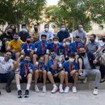 L'Ajuntament ofereix una recepció a l'equip aleví del Club Hoquei Vila-seca, subcampió d'Espanya