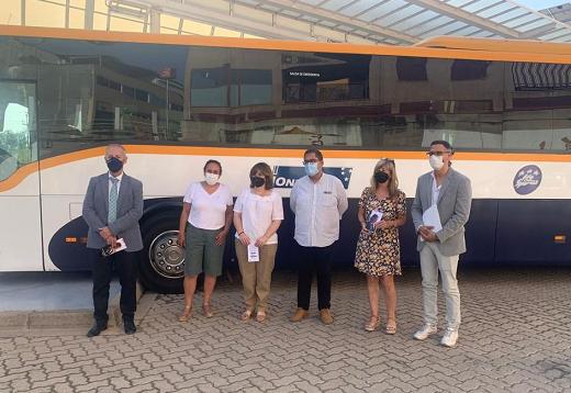 La Ribera d'Ebre dobla les connexions de bus amb Tarragona i Reus