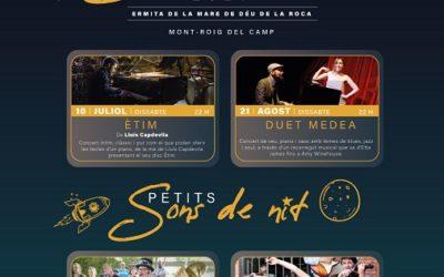 El pianista Lluís Capdevila obrirà el cicle Sons de nit de Mont-roig