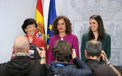 El Consell de Ministres aprova la llei del 'només sí és sí'