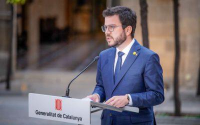 Aragonès diu que el passaport covid pot ser una eina per evitar tancar activitats en cas de repunt