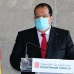 Conseller Elena: 'El PLASEQTA és una de les prioritats d'aquest Departament'