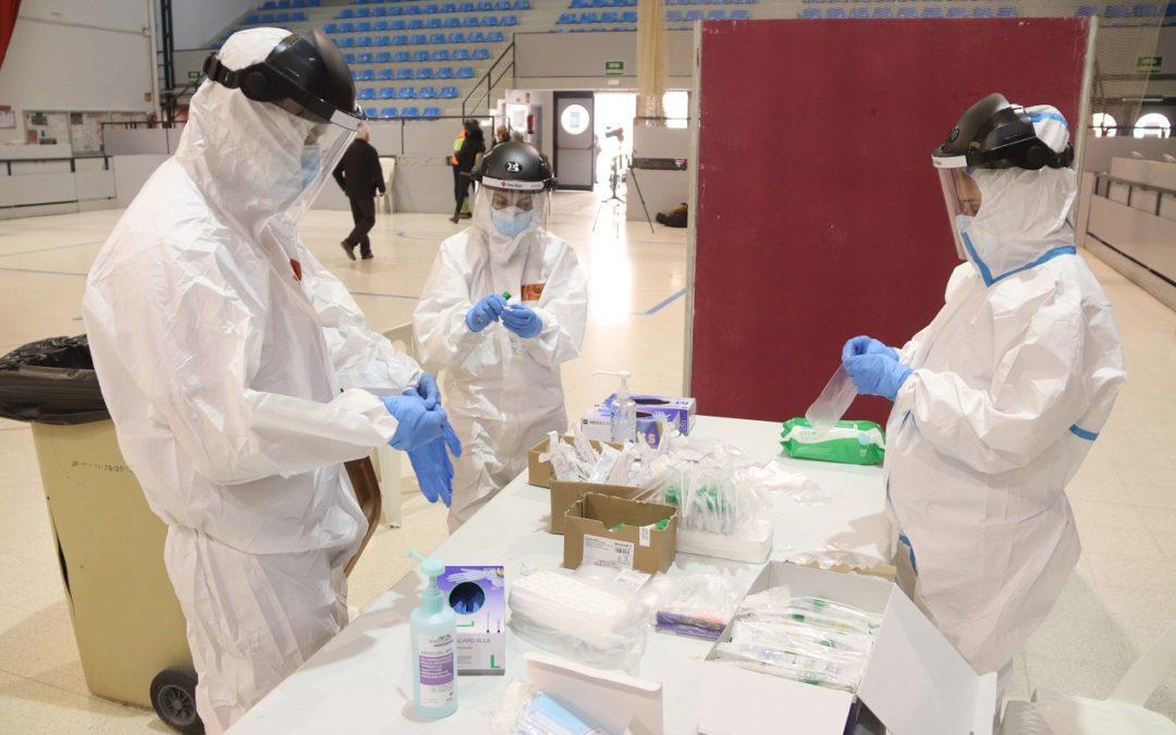 DISSABTE: La pandèmia comença a remetre… moderadament