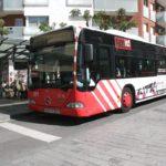 Tarragona incorpora deu autobusos híbrids a la flota de transport urbà
