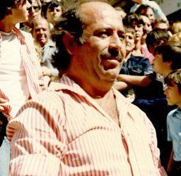 Mor Mariano Borrero Garcia, 'Gordito', ex cap de colla dels Xiquets de Tarragona