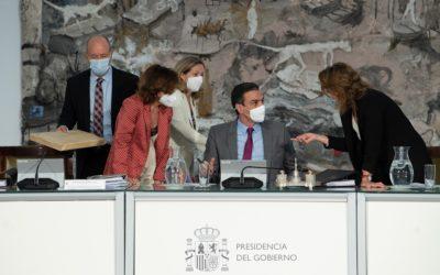 Sánchez relleva el seu nucli dur al govern substituint set ministres