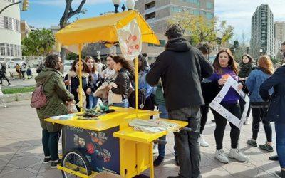 Joventut de Tarragona posa en marxa l'Infomòbil