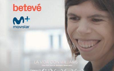 Estrena televisiva del documental sobre la jove tarragonina amb la síndrome de Williams-Beuren