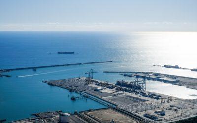 El Port Tarragona licita una nova xarxa contra incendis al moll d'Andalusia