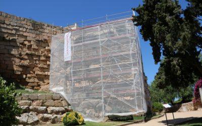 L'Ajuntament de Tarragona denunciarà l'empresa que va foradar la torre i el relleu de Minerva