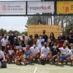 Tonet Sans/Enric Sanmartí i Anna Cortiles/Jèssica Castelló guanyen el Gran Slam de Pàdel del Golf Costa Daurada