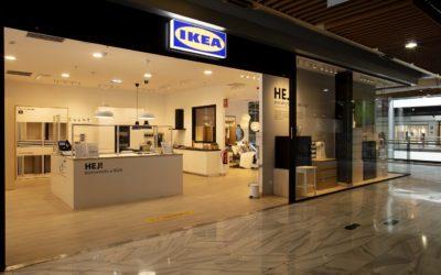 IKEA obre botiga a Parc Central